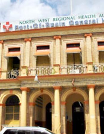Port of Spain General Hospital
