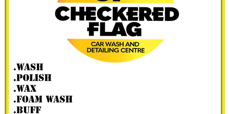 Checkered Flag Car Wash And Detailing Centre