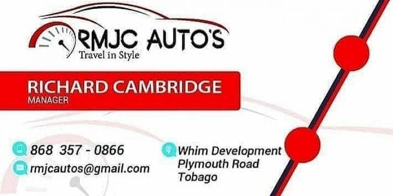 RMJ CAUTOS Auto Rentals
