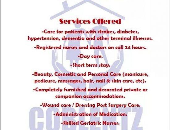 Coblentz Senior Home and Health Care Services
