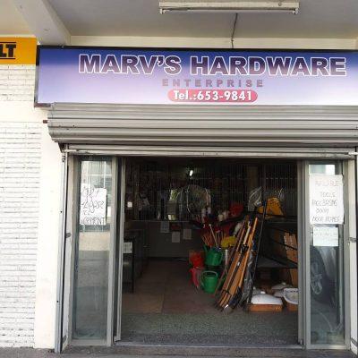 Marv's Hardware Enterprise