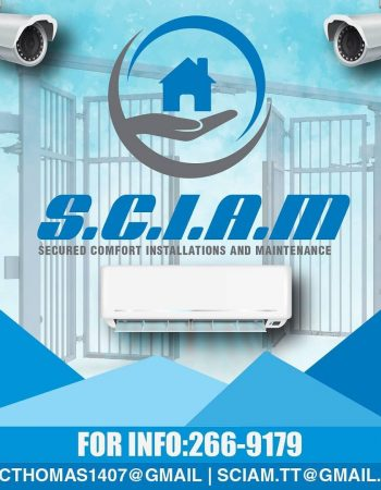 Secured Comfort installations and Maintenance limited (S.C.I.A.M L.t.d)